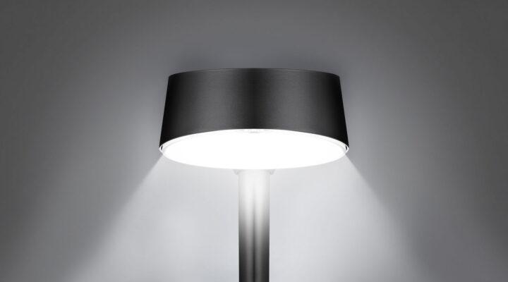 NYX 330 beleuchtet